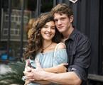 Pedro Novaes e Alanis Guillen são Filipe e Rita em 'Malhação' | TV Globo