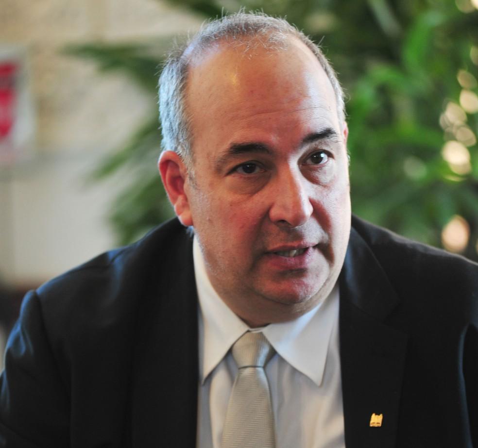Marco Krieger, vice-presidente de Produção e Inovação em Saúde da Fiocruz (Foto: Peter Illiciev/Fiocruz)