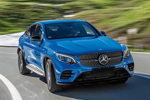 Mercedes GLC 250 4Matic Coupé   R$ 299.900* Positivo: Negativo: *Preço sugerido (Foto: Divulgação)