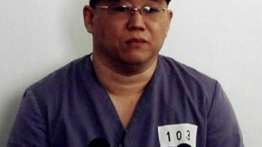 Americano que ficou quase 2 anos preso na Coreia do Norte conversa com o Fantástico