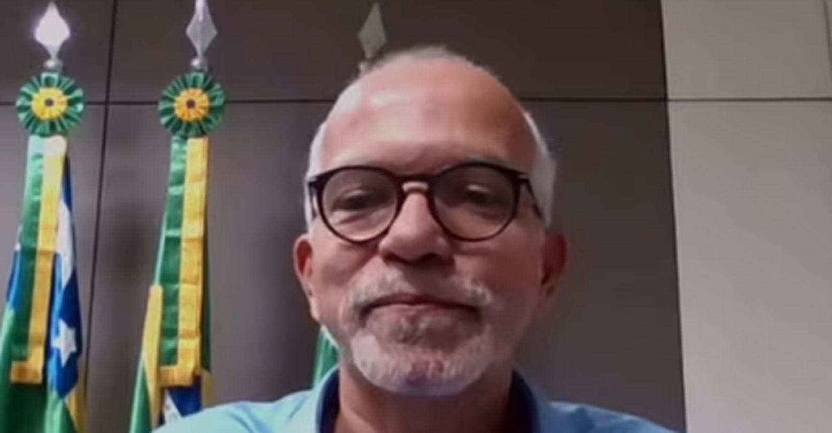 Prefeito de Aracaju toma posse como presidente da Frente Nacional de Prefeitos