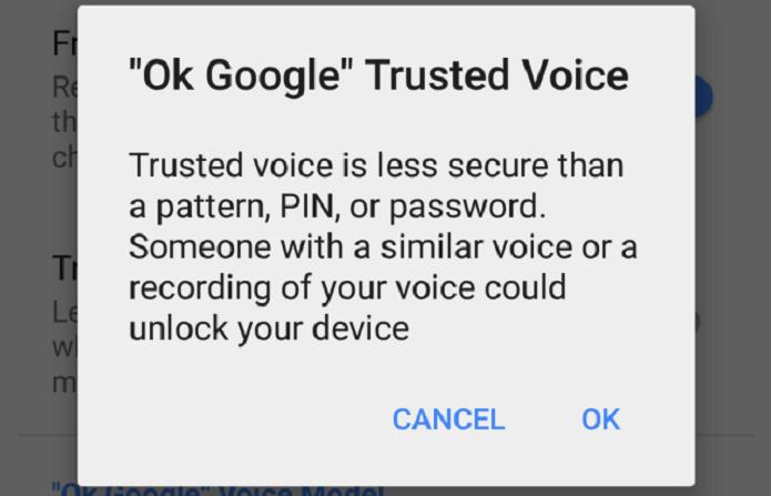 Android ganha novo recurso de reconhecimento de voz (Foto: Reprodução/Ars Technica)
