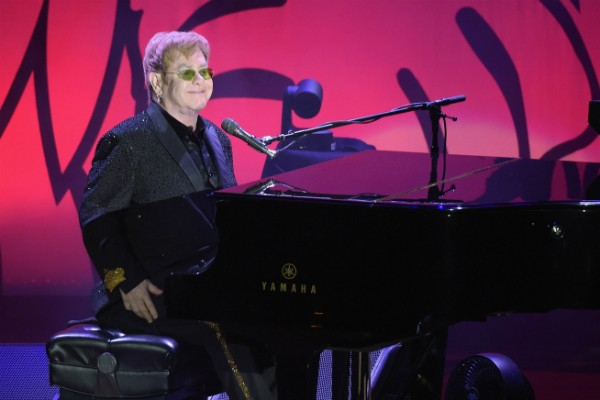 O cantor Elton John (Foto: Getty Images)