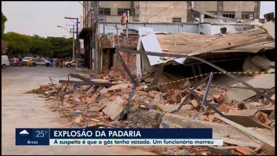 MG2 mostra como ficou os imóveis próximos da padaria que explodiu em Formiga