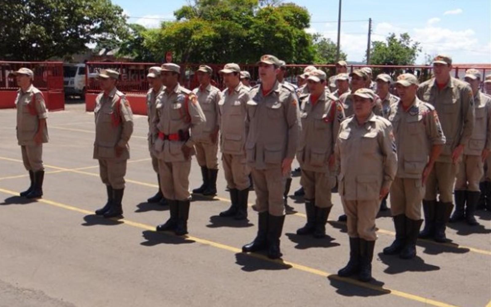 Governo de Goiás nomeia aprovados no concurso do Corpo de Bombeiros; veja lista