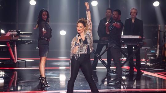 Helga Nemetik é aplaudida de pé ao fazer discurso empoderado no 'Popstar'
