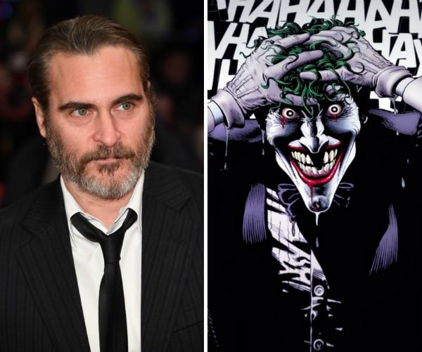 O ator Joaquin Phoenix viverá o vilão Coringa nos cinemas (Foto: Getty Images/Reprodução)
