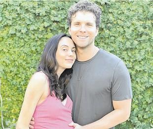 Thiago Fragoso e Mariana Vaz | Arquivo pessoal