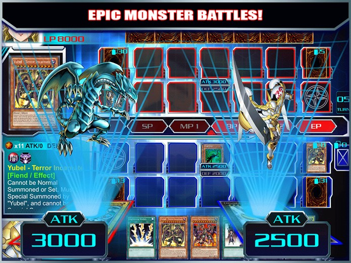 Yu-Gi-Oh vai ganhar versão gratuita nos tablets (Foto: Divulgação)