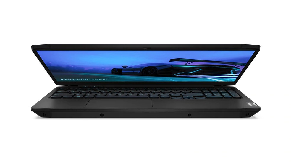 Notebook gamer da Lenovo promete alta performance para jogar em Full HD — Foto: Divulgação/Lenovo