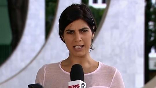 Relator diz que levará decisão sobre indulto natalino para o plenário do Supremo