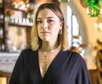 Alice Wegmann, a Dalila de 'Órfãos da terra' | João Miguel Júnior/ TV Globo