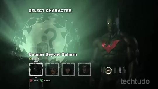 Batman Arkham City: saiba como usar roupas alternativas no game