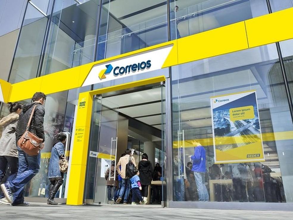 Correios decidem encerrar serviços do Banco Postal em mais de 1.800 agências a partir de outubro (Foto: Divulgação)