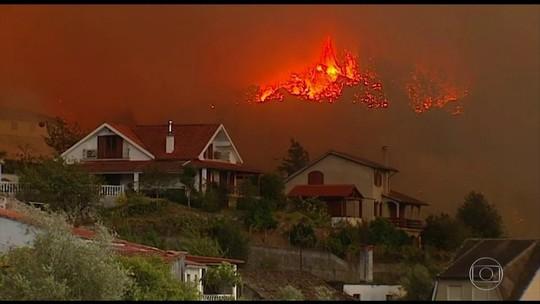 Ministra do Interior deixa o cargo após incêndios em Portugal