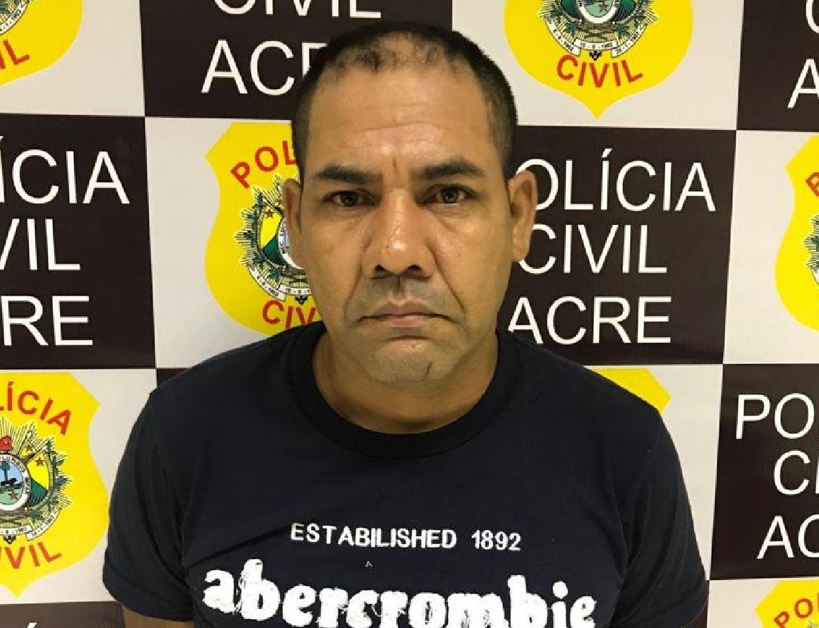 Chefe de facção criminosa é preso ao buscar filha no aeroporto de Rio Branco