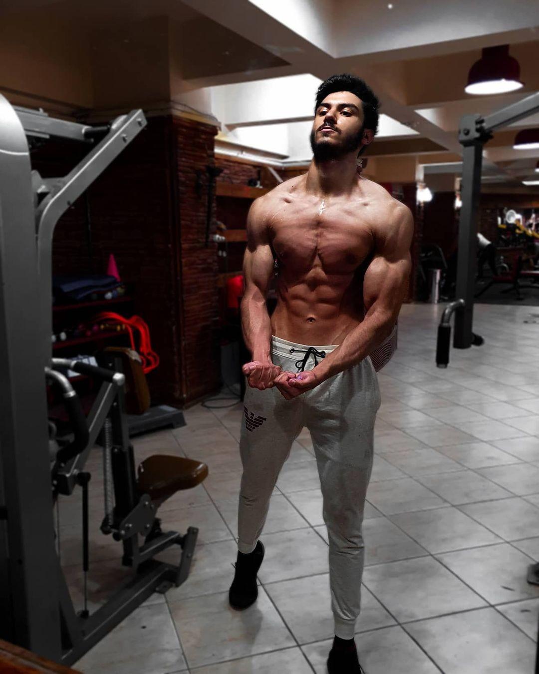 Malek Sameh (Foto: Reprodução/Instagram)