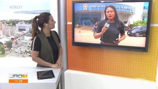 Boi Gordo: operação cumpre mandado na casa do vice-prefeito de Porto Velho