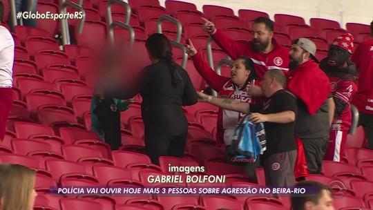 Inter é punido com multa de R$ 5 mil por caso de agressão a gremista no Gre-Nal