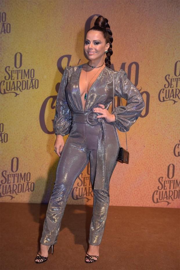 Viviane Araujo (Foto: QUEM)