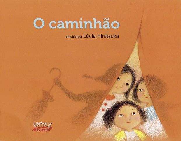 Texto e ilustrações de Lúcia Hiratsuka, Cortez Editora, R$ 38. A partir de 3 anos. (Foto: Reprodução)