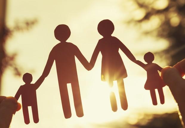 Família ; pais e filhos ;  (Foto: Thinkstock)