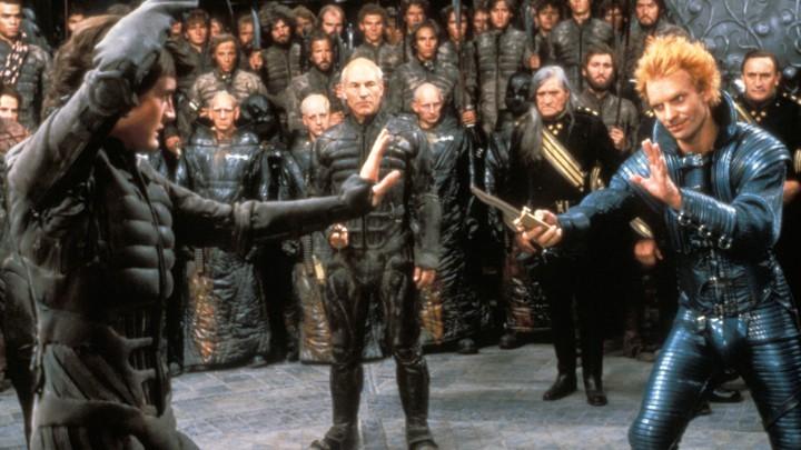 A qualidade duvidosa da adaptação de Duna por David Lynch contribuiu para o fracasso nas bilheterias (Foto: Reprodução/YouTube)