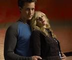 Jason Dohring (Logan) com Veronica (Kristen Bell), de 'Veronica Mars' | Reprodução da internet