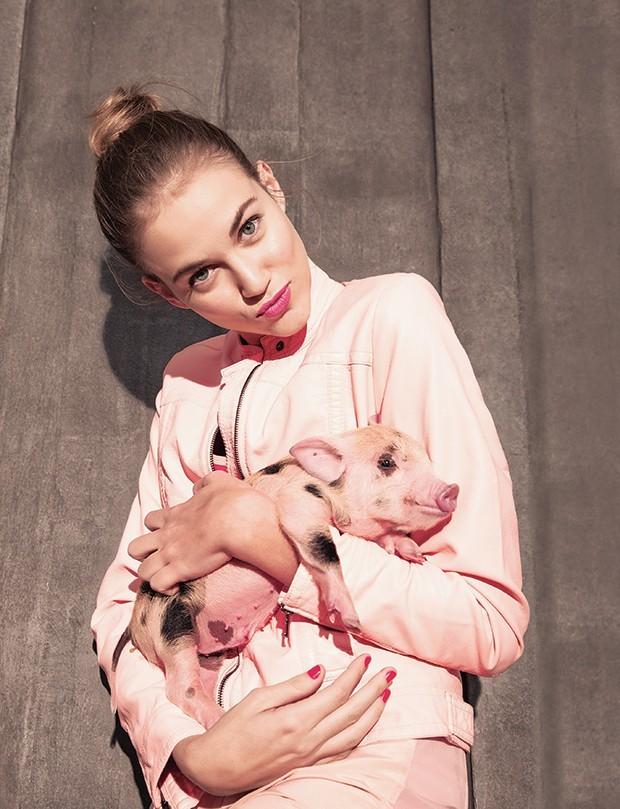 veganismo (Foto: reprodução/glamour)