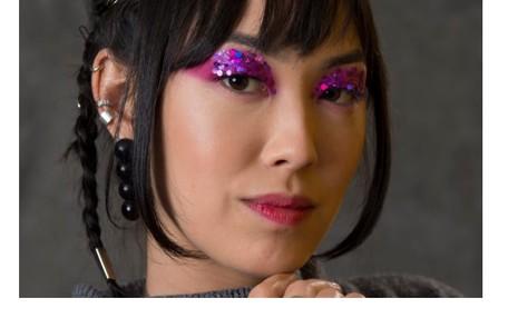 Ana Hikari, que é bissexual, vai falar de Tina, sua personagem em 'Malhação' e 'As Five' Estevam Avellar/TV Globo