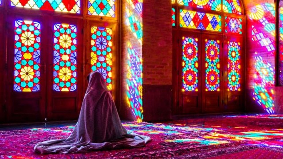 Na história do Islã, existem importantes figuras femininas — Foto: Getty Images/BBC