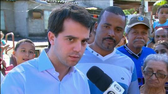 Filho de Cabral foi o maior doador de campanha do secretário de Administração Penitenciária do RJ