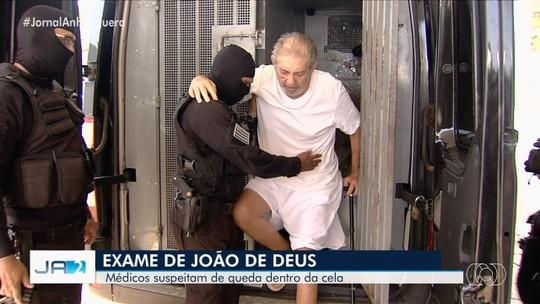 João de Deus deixa presídio para fazer exame em hospital de Aparecida de Goiânia