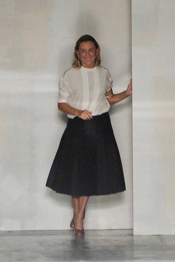 Miuccia Prada (Foto: IMAXTREE)