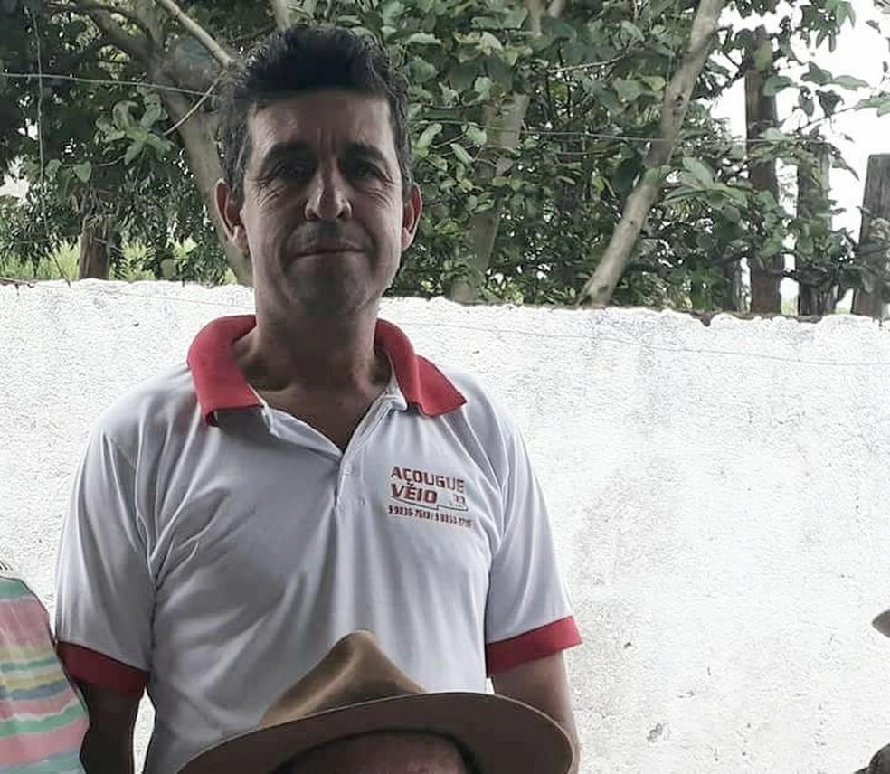 -  Açougueiro de 45 anos é morto durante assalto em Campestre  MG   Foto: Reproução/Redes Sociais
