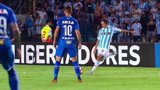 Cruzeiro mira Universidad de Chile em crise pela Libertadores