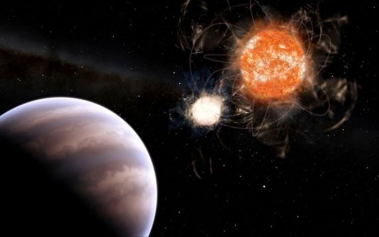 Astrônomos encontram sinais de planeta 13 vezes maior que Júpiter. (Foto: Arquivo Pessoal / Leonardo de Almeida)