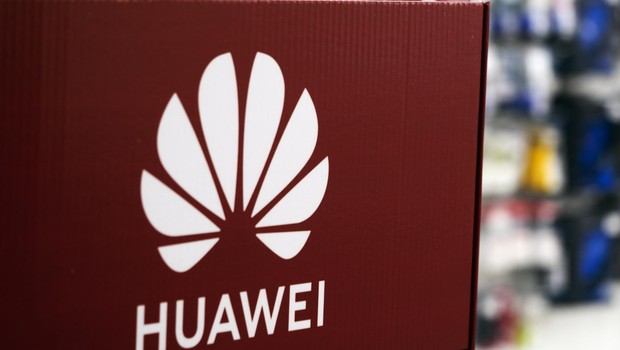 Huawei: executivo foi preso na Polônia por espionagem (Foto: Igor Golovniov/SOPA Images/LightRocket via Getty Images)