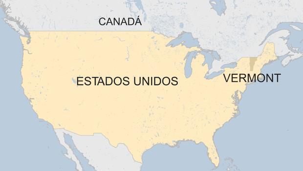 mapa_eua_bbc (Foto: Reprodução/BBC)