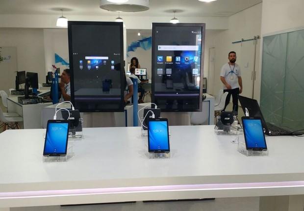 Sabesp inaugura loja com Inteligência Artificial (Foto: Divulgação)