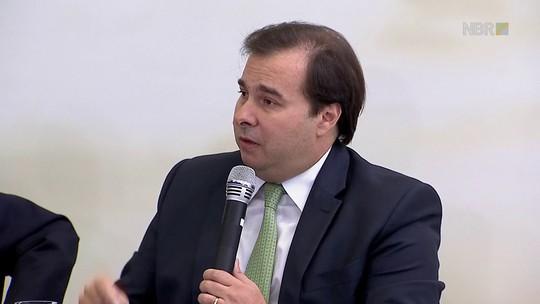 PEC do teto acabou com o populismo no Brasil, diz presidente da Câmara