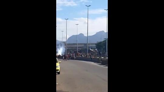 """Torcedor do Fla assassinado jogou na base do Flu, e primo lamenta: """"Família chora por coisa idiota"""""""