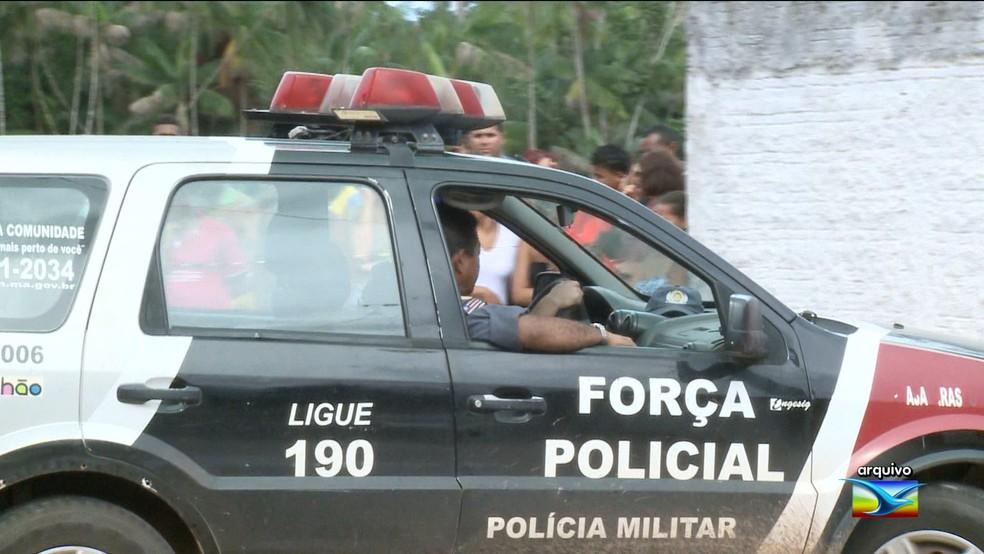 Mortes pela polícia crescem no país — Foto: Reprodução/TV Mirante