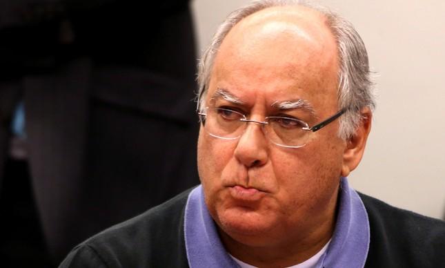 Renato Duque, ex-diretor de Serviços da Petrobras