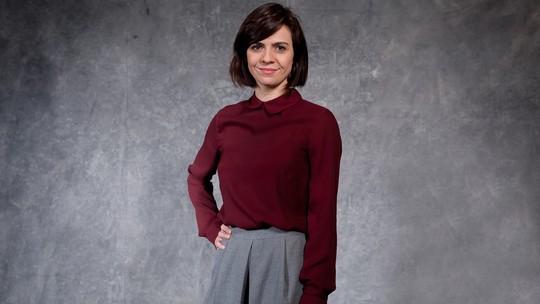 Renata Gaspar brinca sobre traição de personagem: 'Rola uma minivingança'