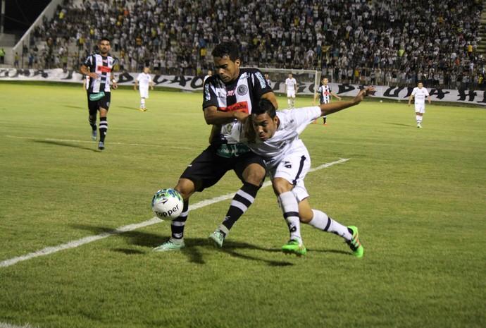 ABC x ASA Série C Estádio Frasqueirão (Foto: Diego Simonetti/Blog do Major)