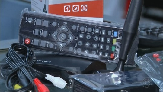 Comércio de 17 cidades das regiões de Marília e Botucatu participam de mutirão da TV Digital