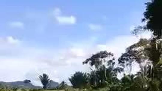 Moradores se mobilizam para comprar terra e consertam estrada rural de RO para evitar atoleiro