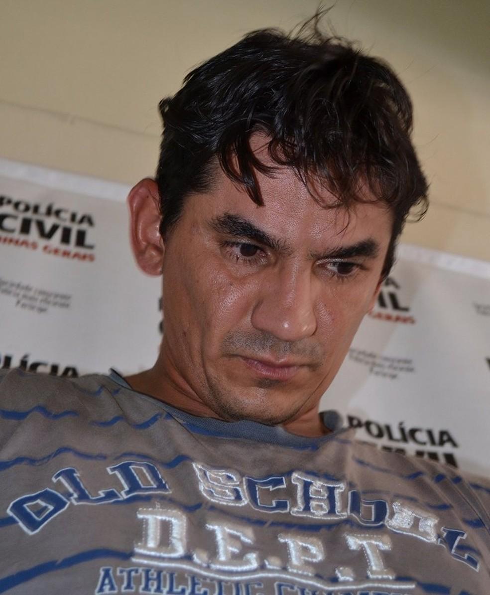 Jonathan Prado é acusado de matar Kelly Cadamuro durante carona — Foto: Samir Alouan/Rádio 97 FM/Pontal Online