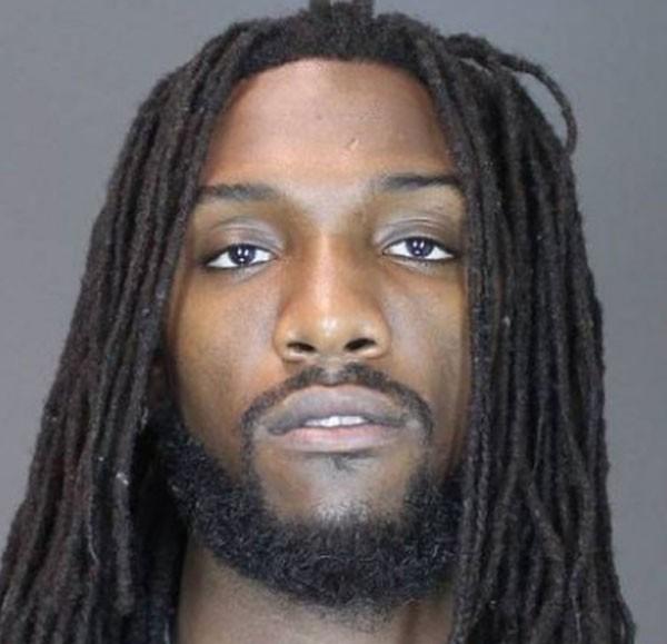 Jogador da NBA Kenneth Faried é preso por posse de maconha em NY (Foto: Foto da Polícia)